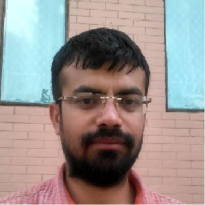 Mr Vipin Kumar
